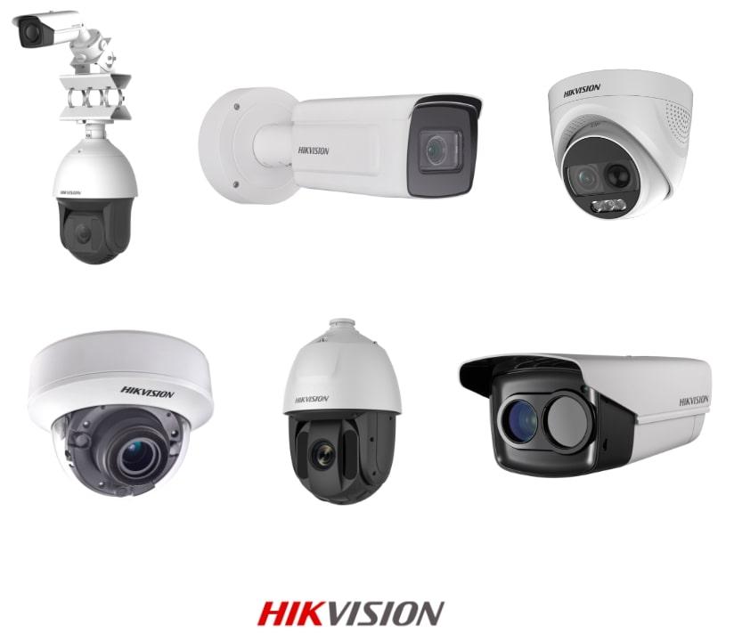Videoüberwachungskameras