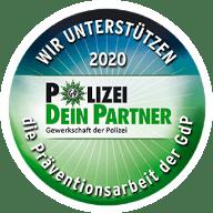 Polizei - Dein Partner - Siegel
