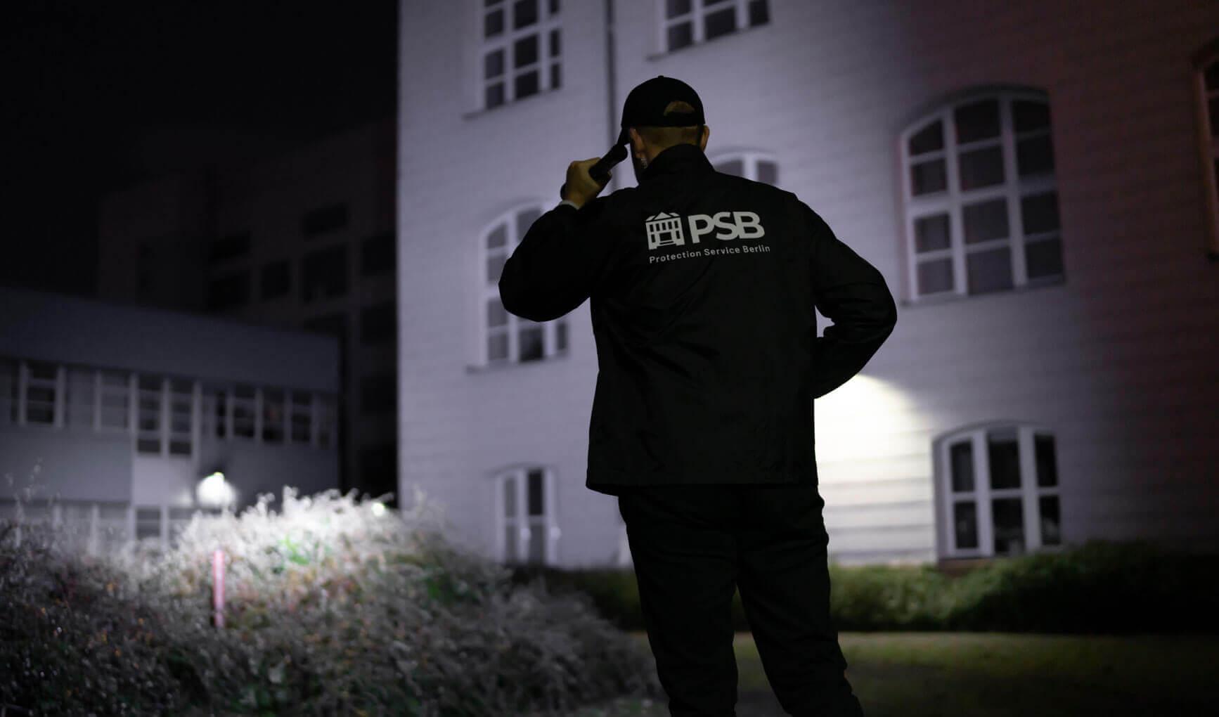 Wachschutz und Baustellenüberwachung Berlin